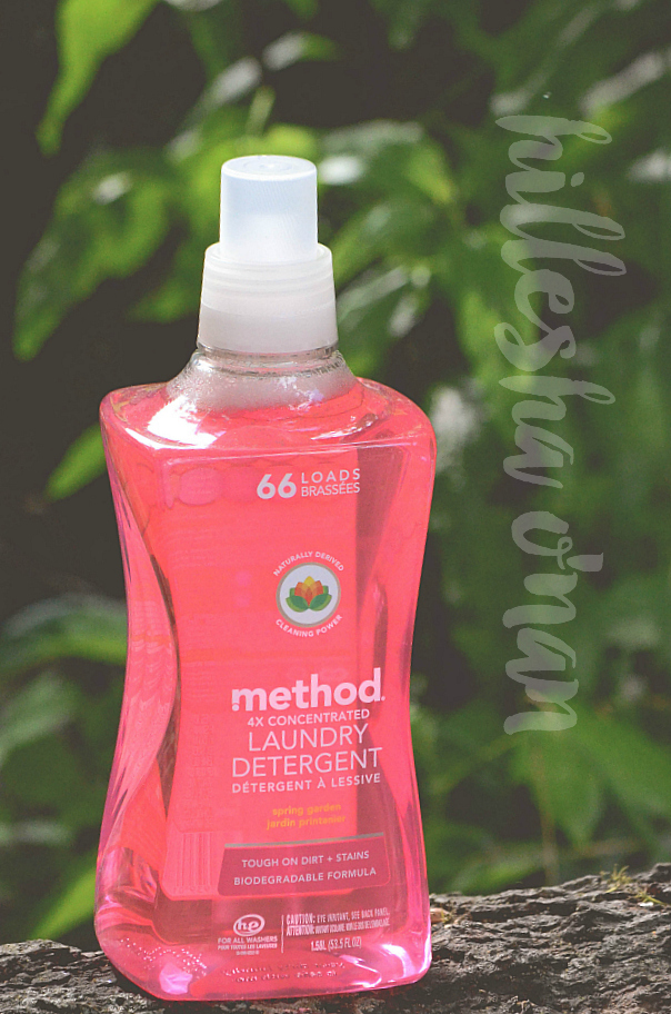 Method 4x Concentrated Laundry Detergent in Spring Garden