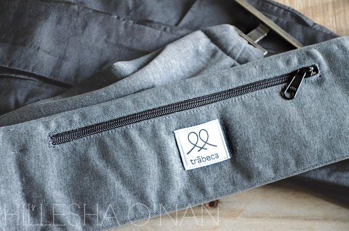 Trabeca Belts for Traveling