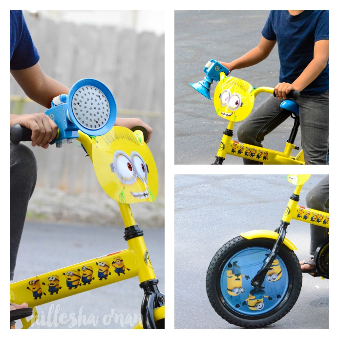 Dynacraft Minion Bike