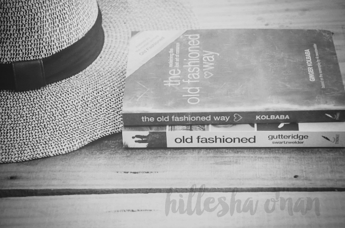 Old Fashioned Books
