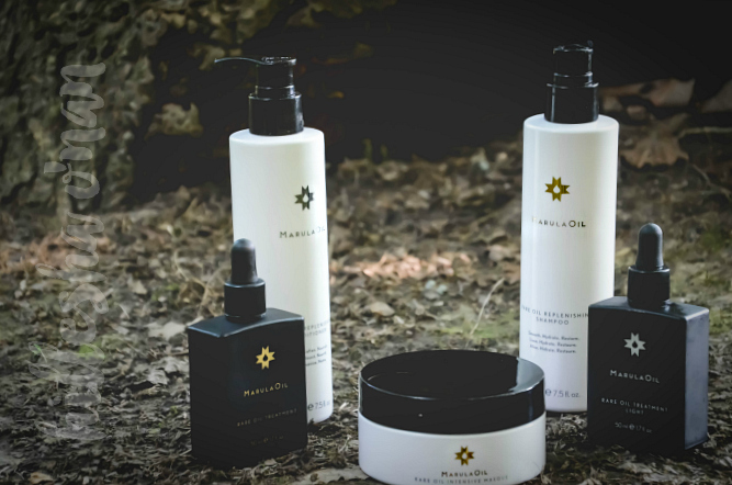 Paul Mitchell Marula Oil Collection