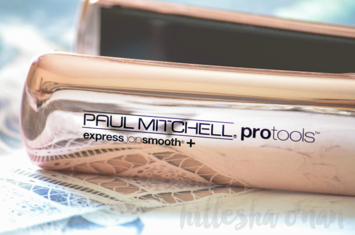 Paul Mitchell You're Golden Express Ion Smooth+ Flat Iron