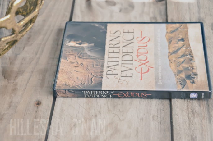 Patterns of Evidence Exodus DVD