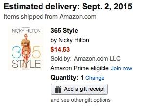 365 Style by Nicky Hilton