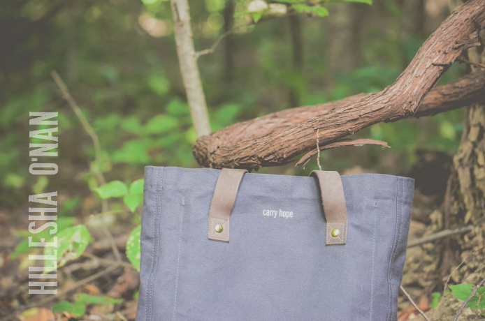 Carry Hope Tote