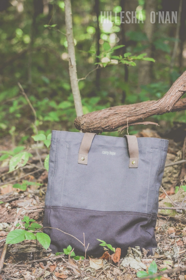 ESPEROS Carry Hope Bag - Portland Everyday Tote