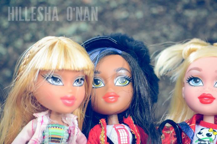 Bratz Dolls Study Abroad