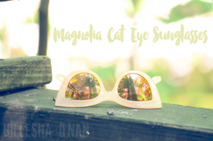 Magnolia Cat Eye Sunglasses