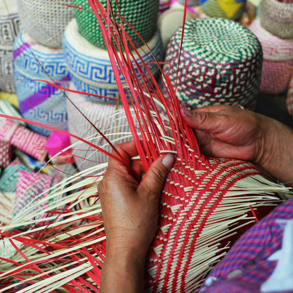 How a GlobeIn Basket is Created