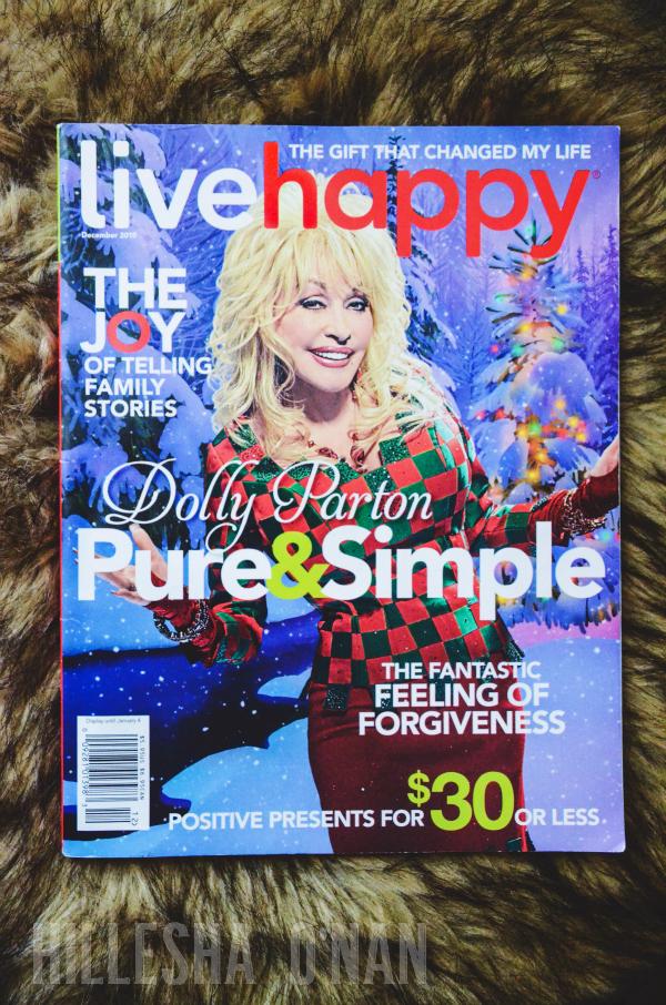 Live Happy Magazine Review