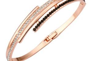 Elise Dignified Rose Gold Bracelet -