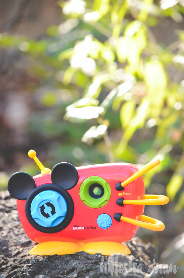 Disney Imagicademy Shaper Blaster Boombox Review