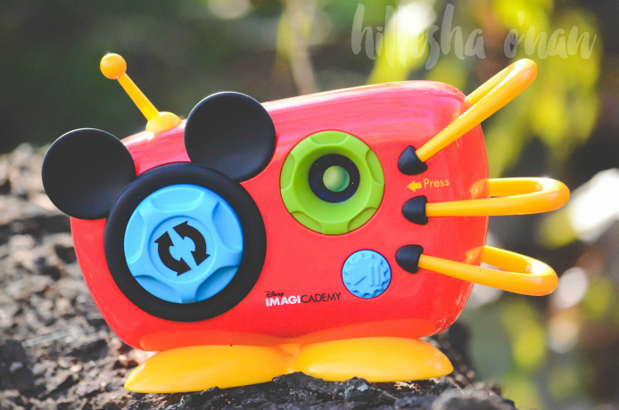 Disney Imagicademy Shaper Blaster Boombox