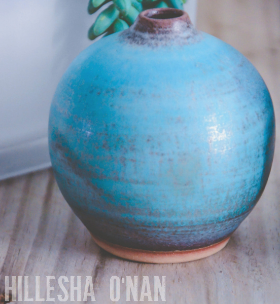 Turquoise Realm Vases at Novica