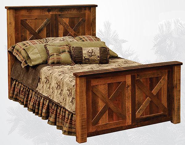 B10041-Barnwood-Barndoor-Bed---Queen