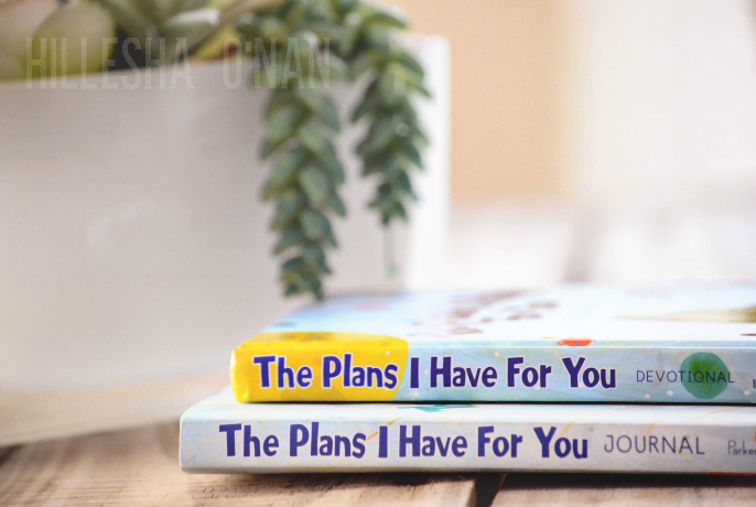 The Plans I Have For You Devotional and Journal Review
