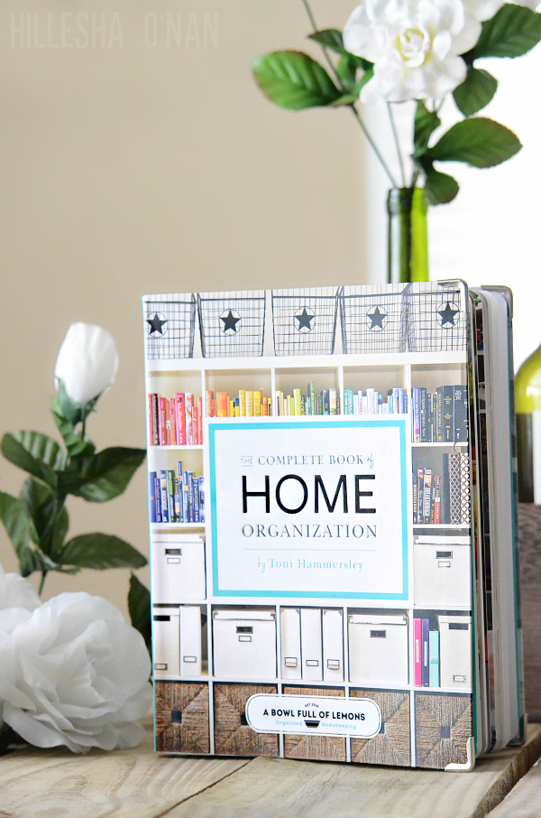 The Complete Book of Home Organization by Toni Hammersley Review