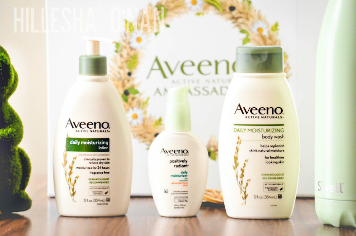 Aveeno 2016 Welcome Box