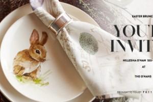 Easter Gathering Invite