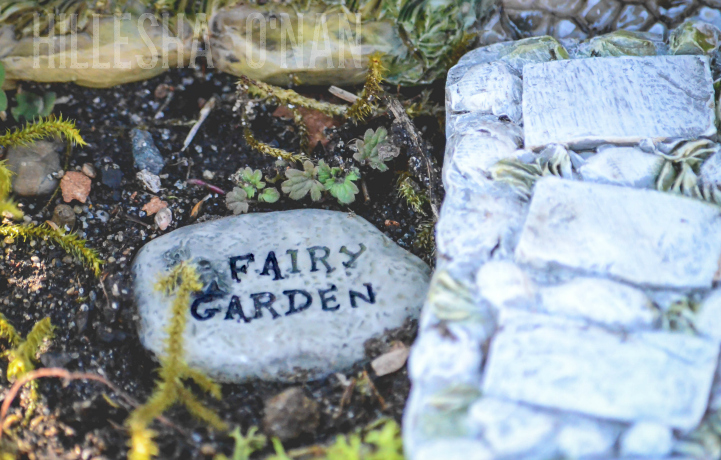 Fairy Garden Stone