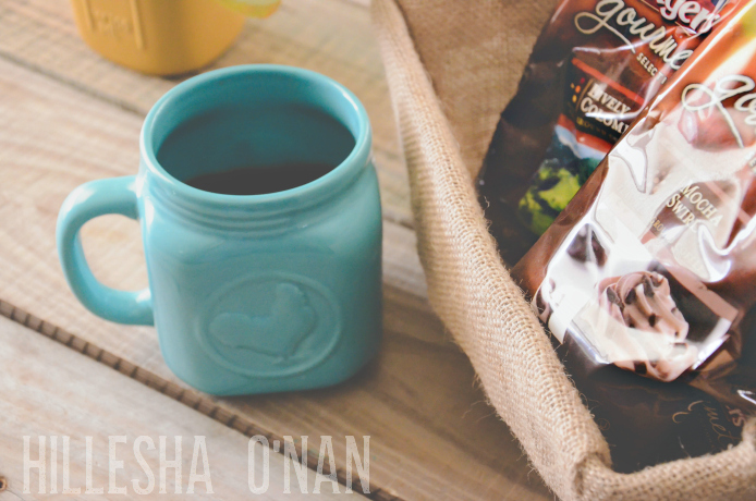 Gourmet Folgers Coffee
