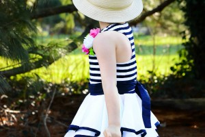 Kate Mack Girl's Seaside Bliss Dress SS 2016 Collection