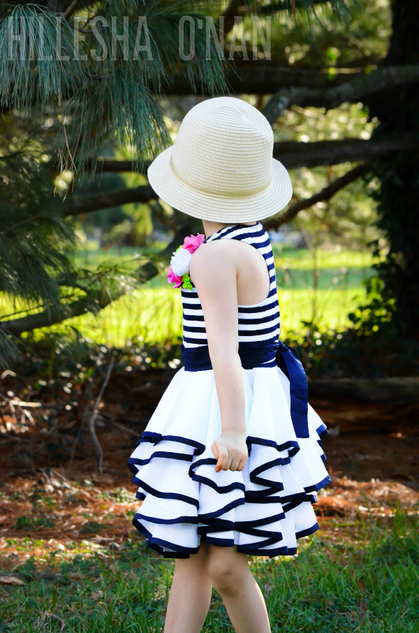 Kate Mack Girl's Seaside Bliss Dress SS 2016 Collection