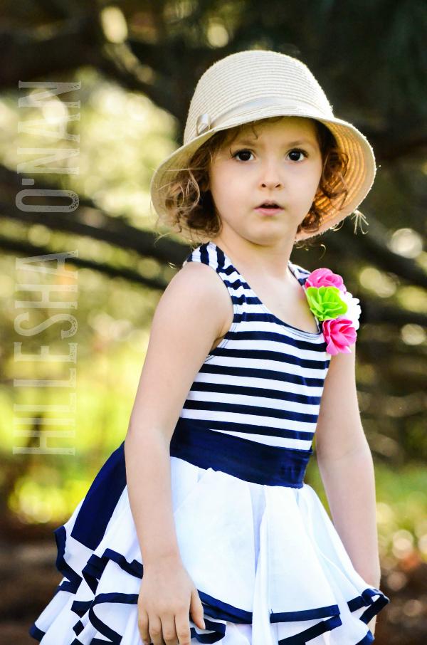 Kate Mack Girl's Seaside Bliss Dress