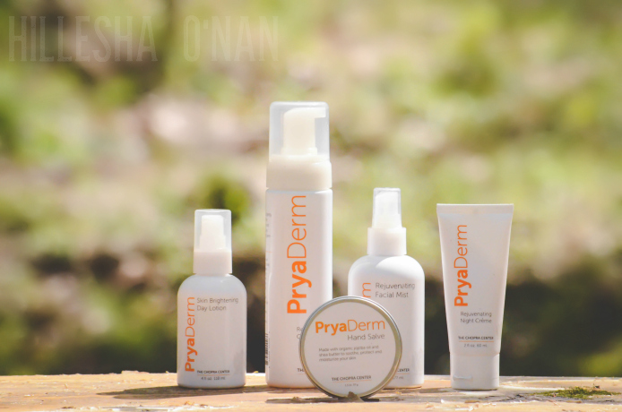 Chopra Center Pryaderm Skincare Review