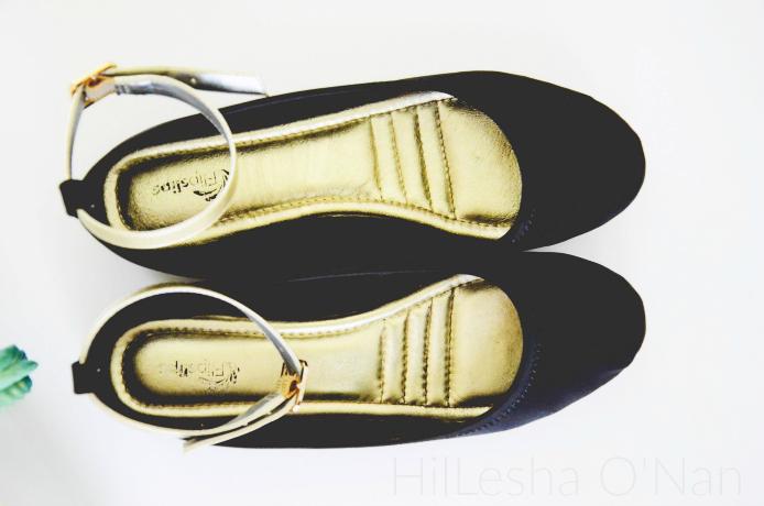 FlipSlips Ballet Flats