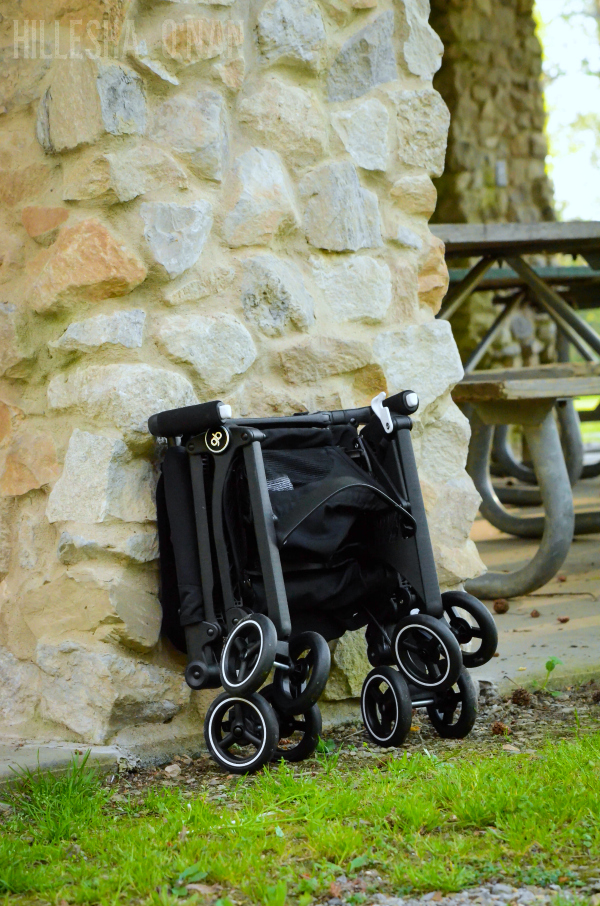 Foldable gb Pockit Stroller