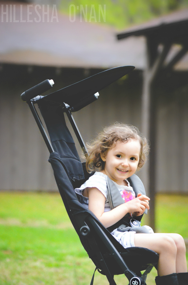 Travel-Friendly gb Pockit Stroller