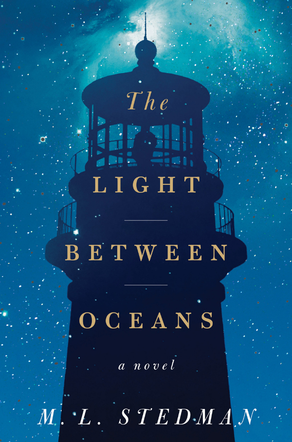 The Light Between Oceans Novel by M.L. Stedman