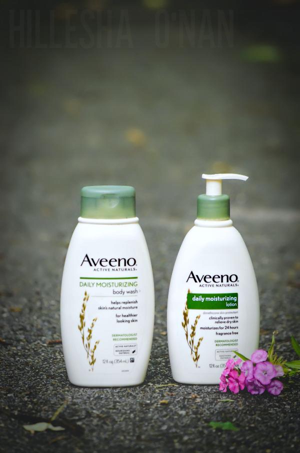 Aveeno Daily Challenge Duo