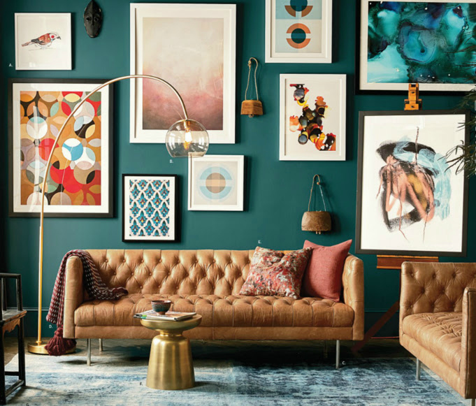 Minted x West Elm