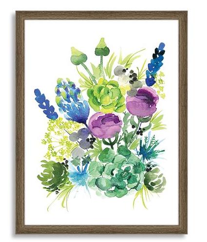 Wild Succulent $109