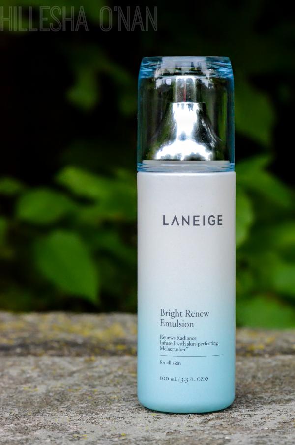Laneige Bright Review Emulsion