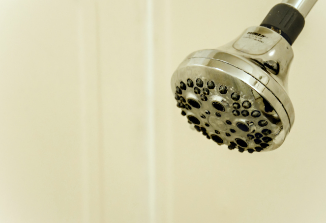 Old Showerhead