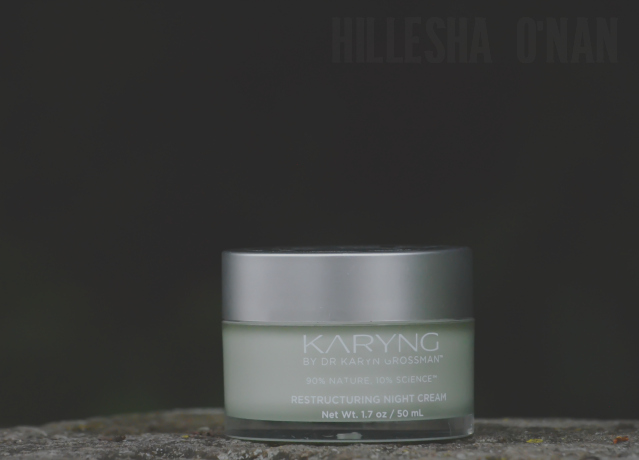 KARYNG Restructuring Night Cream Review