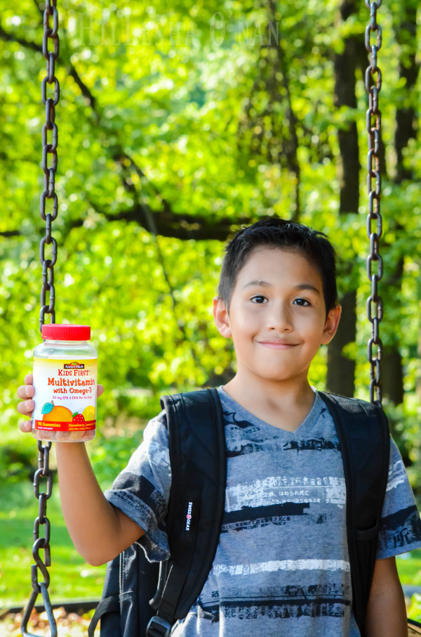 NatureMade Kids First Multivitamin with Omega 3