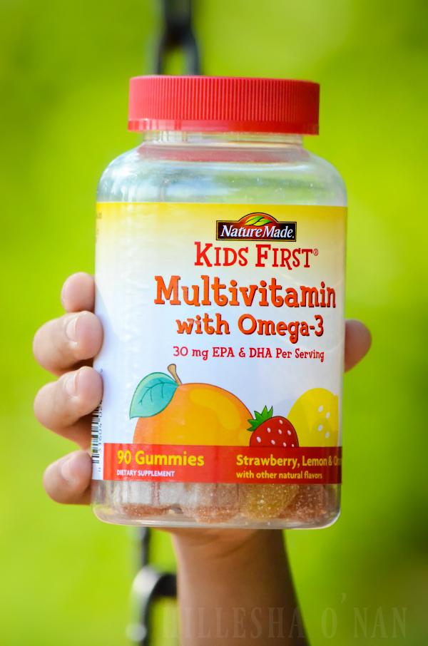 NatureMade Kids First Multivitamin