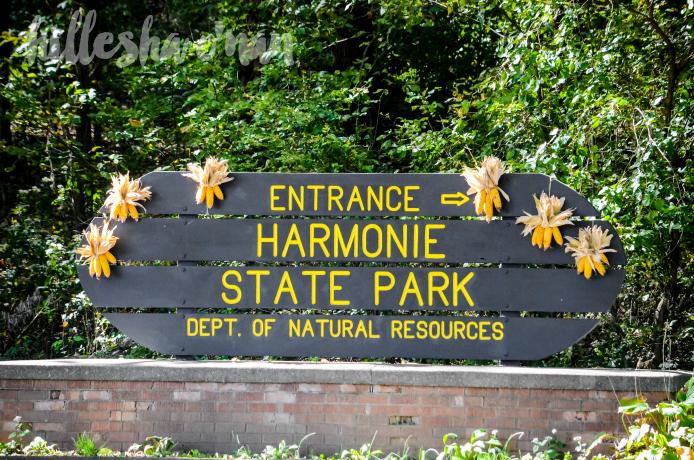 Harmonie State Park
