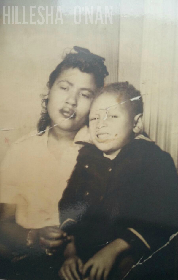 My Grandmother and Dad