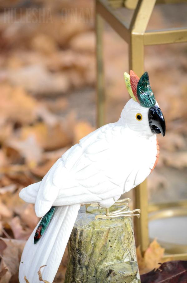 unicef-market-carved-onyx-and-jasper-sculpture-cockatoo-bird-art-white-cockatoo