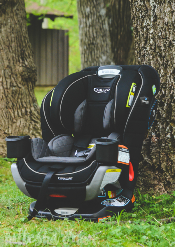 Graco Extend2fit 3 In 1 Car Seat Review