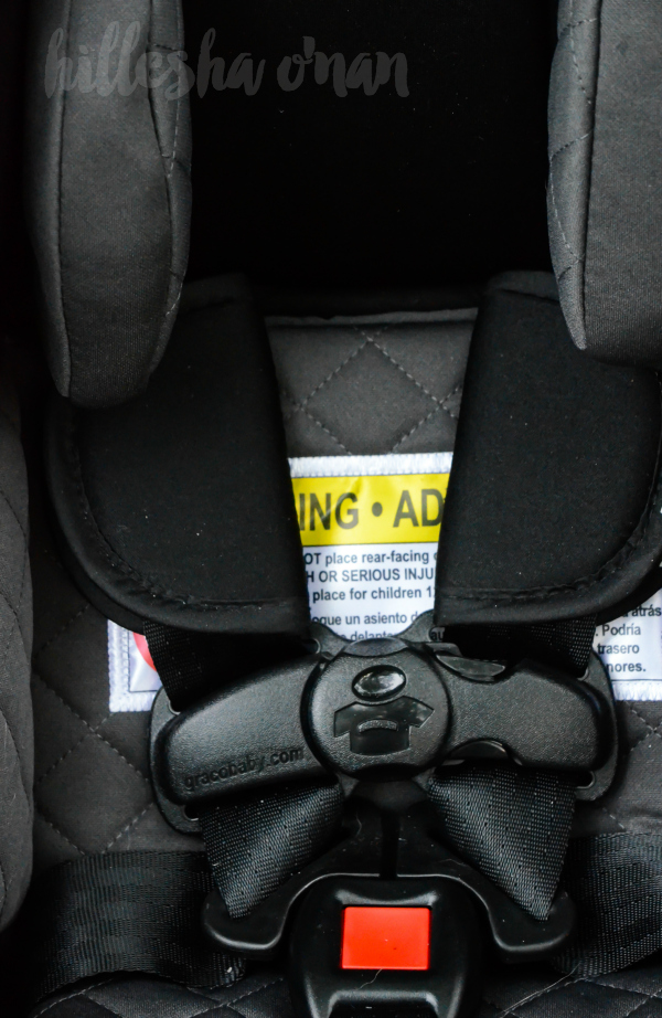 Graco Extend2Fit 3-in-1 Car Seat Review