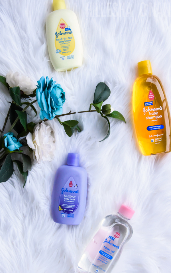Beauty Hacks with Johnson's Baby Products