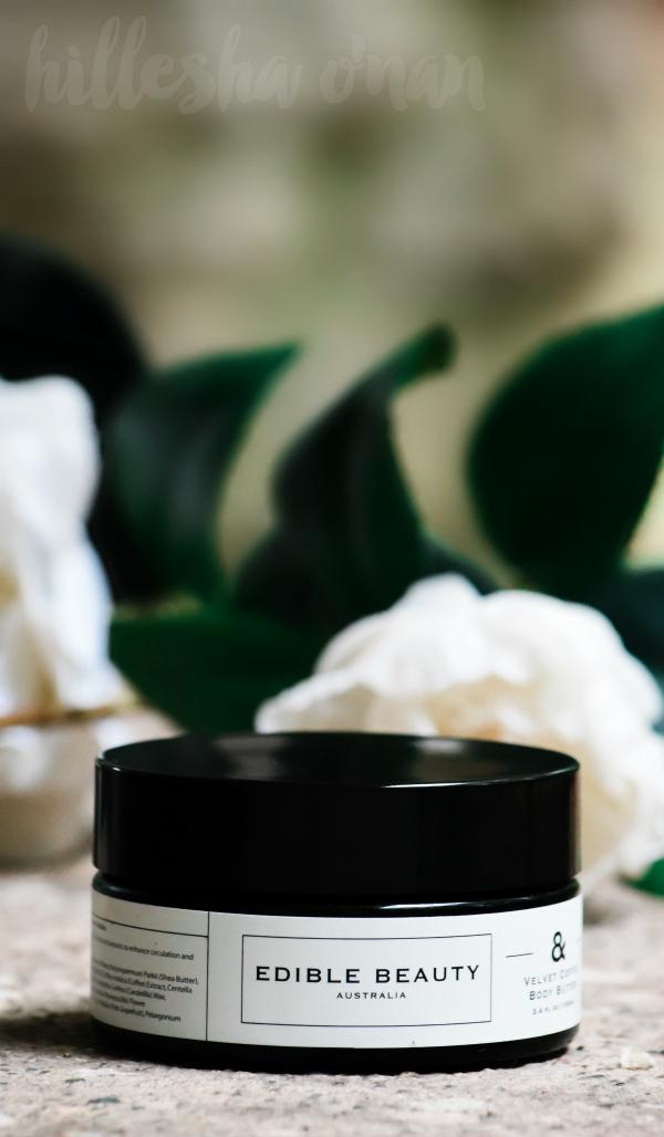 Edible Beauty Australia Velvet Coffee Body Butter