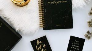 Horacio Printing 2018 Black Marble Kit