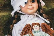 The Queen's Treasures Little House on the Prairie Doll